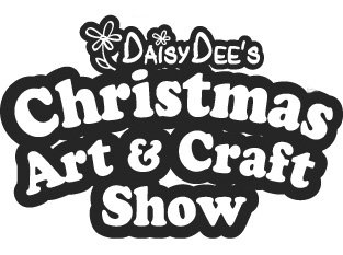 DaisyDees Christmas Art and Craft Show Logo