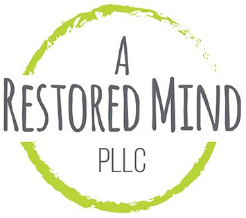 A Restored Mind Logo