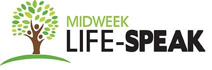 Midweek Life-Speak Logo