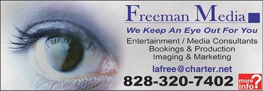 Freeman Ad