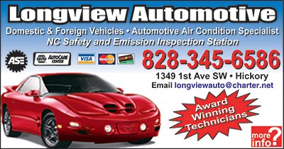 Longview Automotive Ad