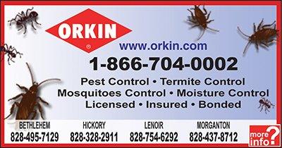 Orkin Ad