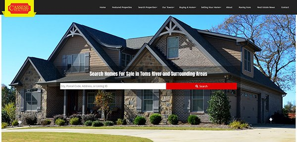 casseserealtors.com website