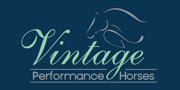 Vintage Performance Horses