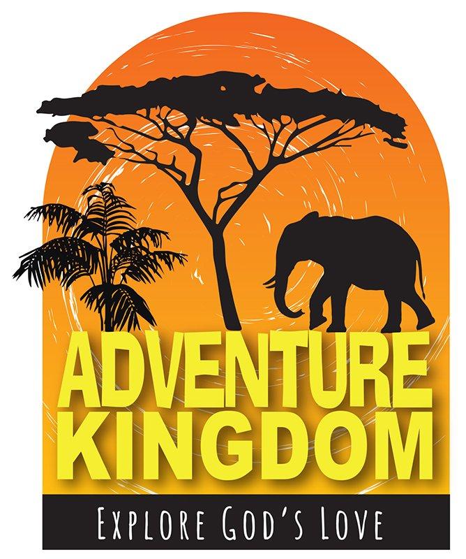 Adventure Kingdom Logo