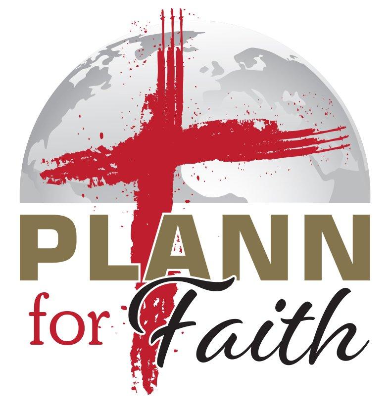 PLANN for Faith logo