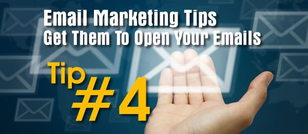 Email Tip #4 - Keep Them Waiting For More – Using Foreshadowing