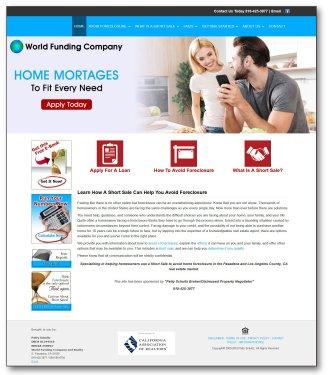 World Funding Company website