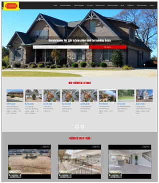 Cassese Realtors website