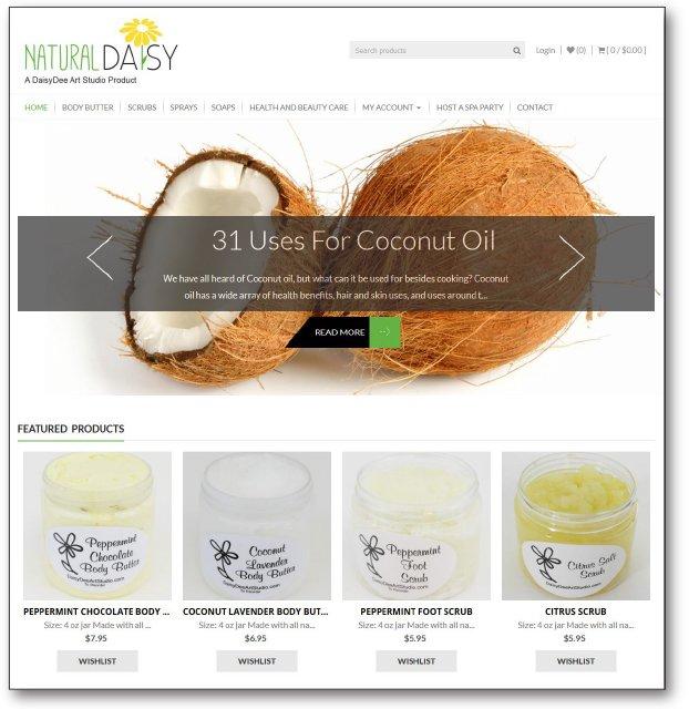 NaturalDaisy.com