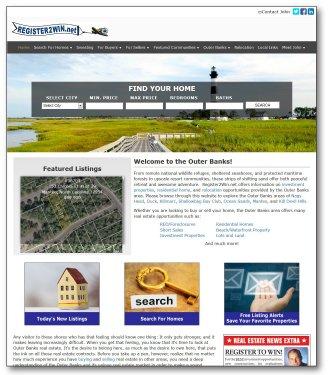 register2win.net Website