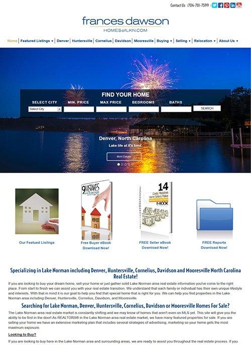 Homes Of LKN Website After